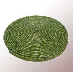 Подставки для чашек зеленые
