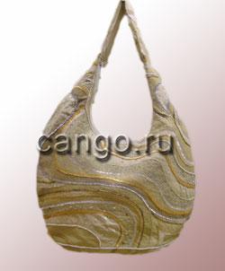 Женские этнические сумки. №2 - хлопковая